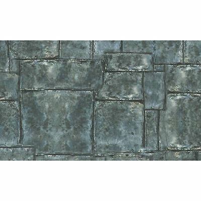Dolls House Emporium Country Flagstone Wallpaper 60 x 43 cm Wall Paper Roll