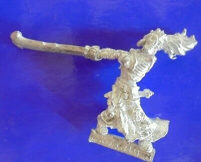 Rackham rackhams confrontation undead of acheron skeleton warrior with sword #B