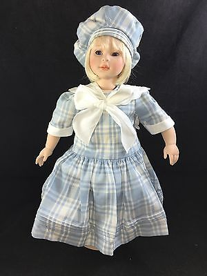 Dolls By Pauline Pauline's Doll Limited Edition Signed 204/950 Marina