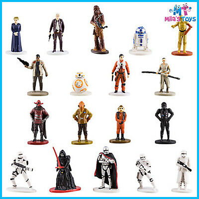 Lucasfilms Star Wars Mini Figures Collector Pack Blind Bags Park Series 17