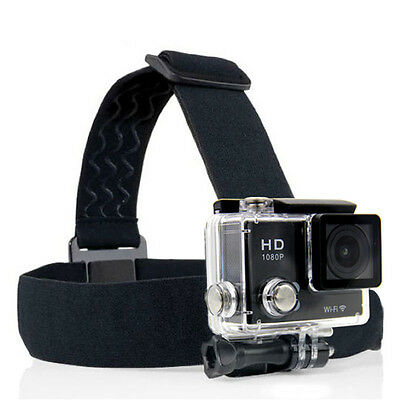 Action camera  Accessories Headband Chest Head strap monopod For Gopro1 2 3 4+