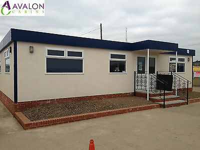 40ft X 24ft Modular Building, Portable Cabin, Office, Marketing Suite, Showroom