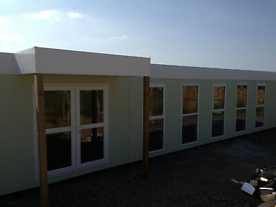 55ft X 28ft Modular Building, Portable Cabin, Office, Marketing Suite, Showroom