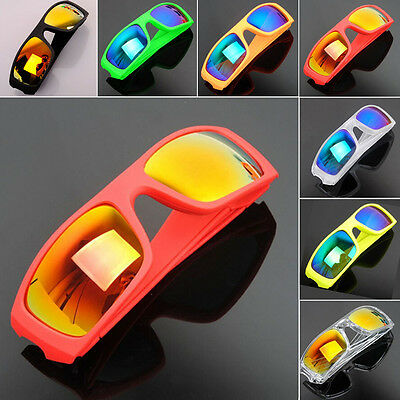 Mens Sunglasses Cycling Bike Driving Safety Sun Glasses Outdoor Sport Eyewear GN
