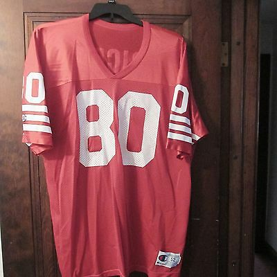 119869eec JERRY RICE SAN Francisco 49ers Champion Jersey Retro Throwback  80 ...