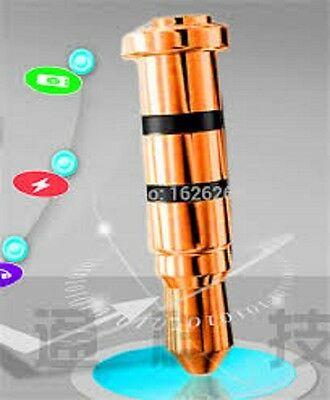 Quick Button Smart Phone Dustproof Plug For Android Smartphone