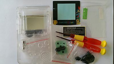 Es- Phonecaseonline Carcasa Gameboy Color Pokemon Clear Nueva