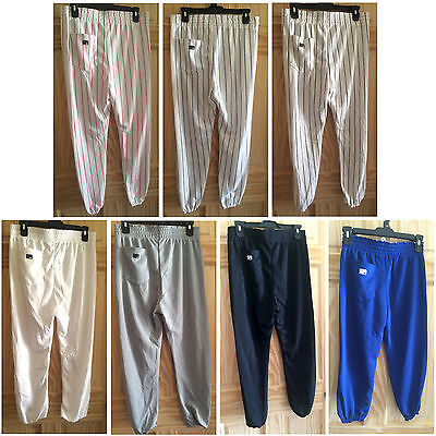 Southern Athletic Baseball/Softball Sports Pants Pull On/Up - Many Colors Sizes