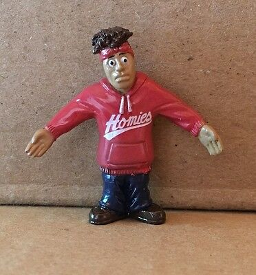 "FLACA Homies Series 3 Figurine ~2/"" tall New Loose Fig"