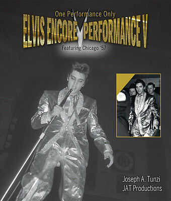 Elvis Presley - Encore Performance 5 - Featuring Chicago '57 - Elvis, Books