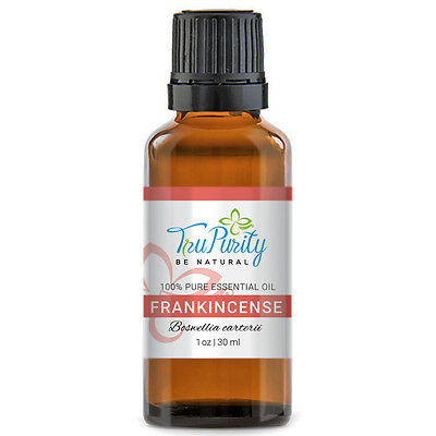 FRANKINCENSE 100% Pure Essential Oil- Natural, Undiluted, Therapeutic