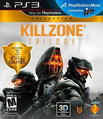 Killzone Trilogy Collection PS3 | PlayStation 3  - Brand New
