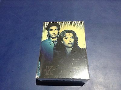 1995 The X Files Trading Cards Topps 72 Card Set