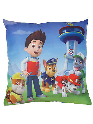 COMPLETO LETTO Paw Patrol Rescue Reversible Cushion