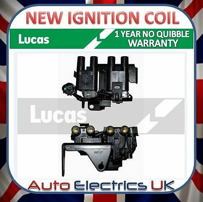 Fits Kia Hyundai - Ignition Coil Pack New Lucas Oe Quality