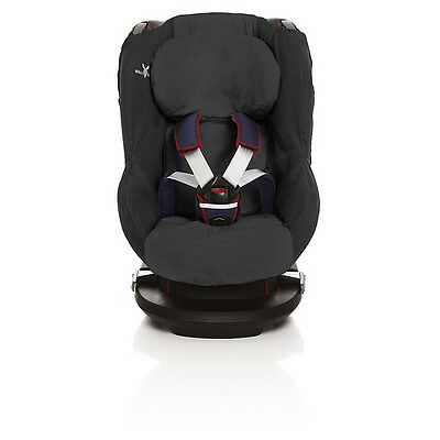 Wallaboo Car Seat Cover Tobi, For Maxi Cosi, Baby Black.