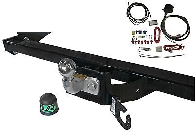 DETACHABLE TOWBAR 7pin Wiring for Dodge NITRO SUV 24WD 2007 on