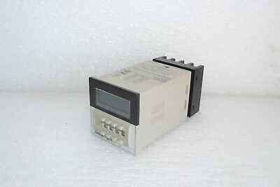 Omron H3Ca-8 Solid State Timer With P3G08 Socket 8 Pin