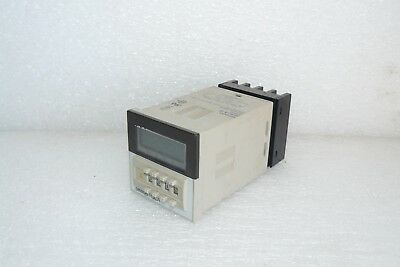 Omron H3Ca8 Solid State Timer With P3G08 Socket 8 Pin