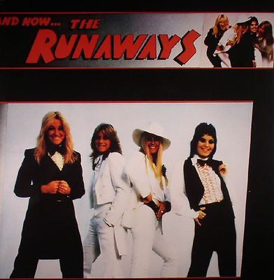RUNAWAYS, The - And Now The Runaways (Record Store Day 2016) - Vinyl (LP)