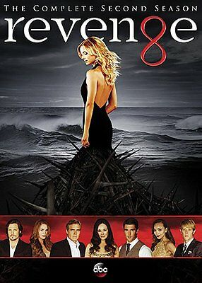 Revenge: Season 2 Dvd - The Complete Second Season [5 Discs] - New Unopened