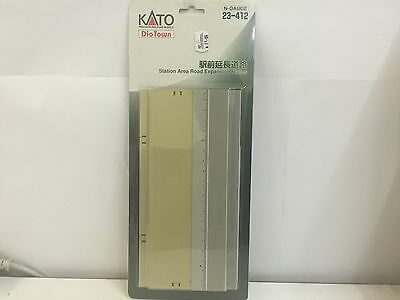 KATO Dio Town, Station Area Road Expansion Plates, N-Gauge, 23-412