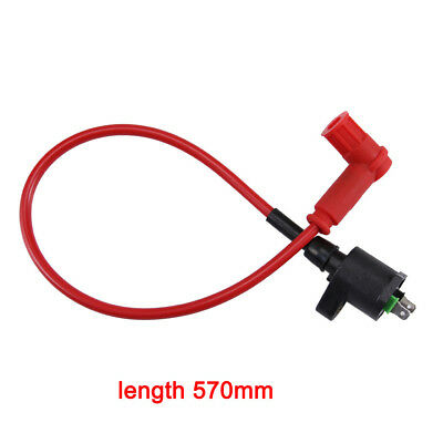 Racing Performance Ignition Coil For GY6 90cc 125cc 150cc Scooter Dirt Pit Bike