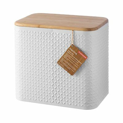 NEW Typhoon Imprima Diamond Bread Bin (RRP $115)