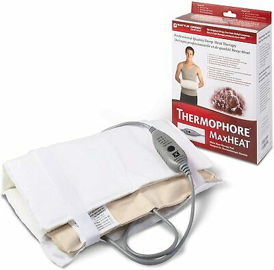 Battle Creek Thermophore Arthritis Pad Moist Heat Hand Muff (Model 174)