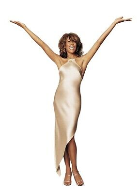 Whitney Houston Unsigned Photo - 7807 - I Look To You & I'm Every Woman
