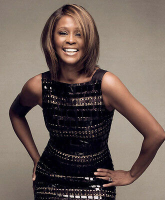 Whitney Houston Unsigned Photo - 9089 - I Have Nothing & How Will I Know