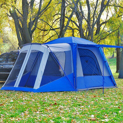 Napier Sportz Blue/Grey SUV Truck Tent (with screen room), 84000 New
