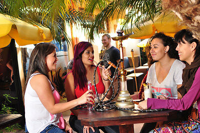 Costa Rica's #1 Hookah Bar and Restaurant