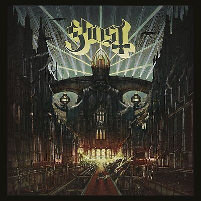 Ghost B.c. Cd - Meliora (2015) - New Unopened - Rock - Loma Vista