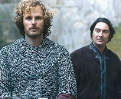 Nathaniel Parker & Rupert Young Unsigned Photo - 4527 - Merlin