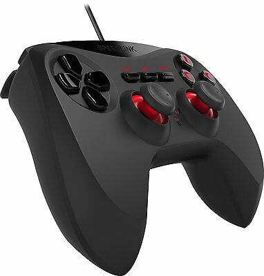SPEEDLINK STRIKE NX Gamepad für PS3 Controller Playstation 3 Joystick 5-2-2-4816
