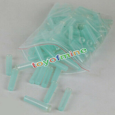 10/25/50Pcs Floral Water Tube With Rubber Cap Fresh Flowers Wedding Event