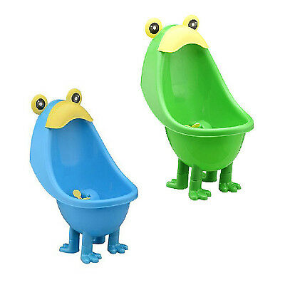 Baby Boy Urinal Potty Traing Stand Vertical Groove with Funny Aiming Target ED