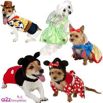 Dog Cat Pet Disney Costume Novelty Funny Cute Christmas Party Halloween Outfit
