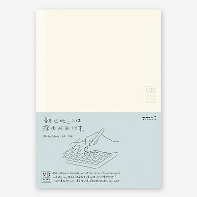 F/S Midori MD Notebook A5 Grid Paper(15003006) Japan Import