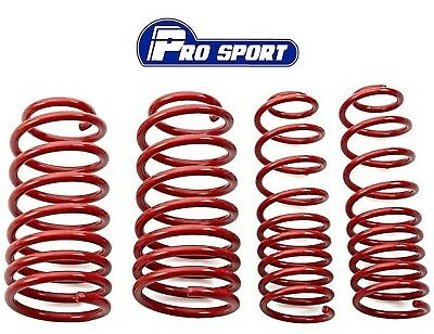 VAUXHALL ASTRA H MK5 35MM LOWERING SPRINGS - 1.3 / 1.4 / 1.6 incl TURBO / 1.8