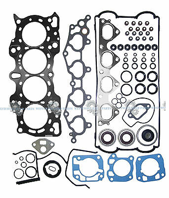 94 01 Integra B18b1 Engine Cylinder Head Rs Ls Gs Oem