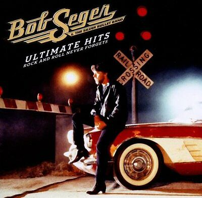Bob Seger Cd - Ultimate Hits: Rock And Roll Never Forgets [2Cd] - New Unopened
