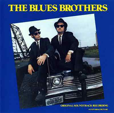 The Blues Brothers Cd - Original Soundtrack (1995) - New Unopened