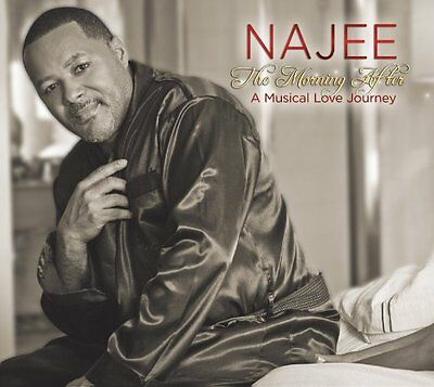 Najee Cd - The Morning After (2013) - New Unopened - Jazz