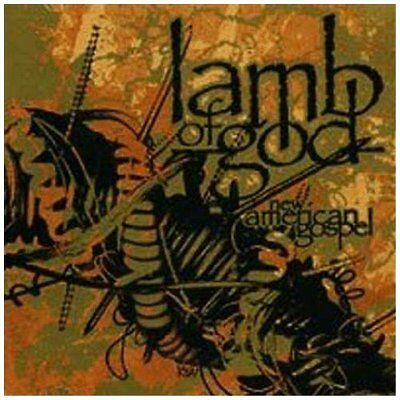 Lamb Of God Cd - New American Gospel (2006) - New Unopened - Rock Metal