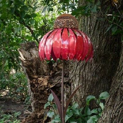 Coneflower Bird Feeder by Desert Steel