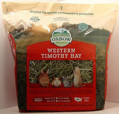 Oxbow Animal Health Western Timothy Hay (40 oz)