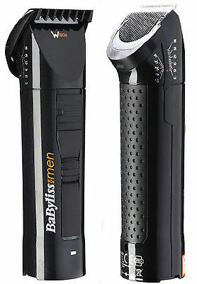 Babyliss Tondeuse A Cheveux Carbon - Neuf