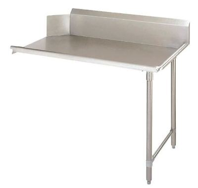 Stainless Steel Commercial Kitchen Clean Dish Table – Right Side – 30 x 26 G